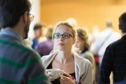 5 tips (en 1 geheim) om beter te netwerken